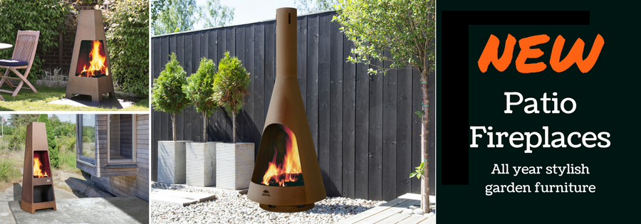 Patio Heaters - Focus Fireplaces