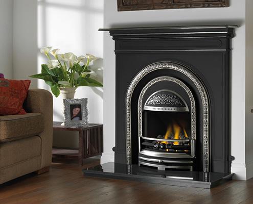 Cast Fireplaces