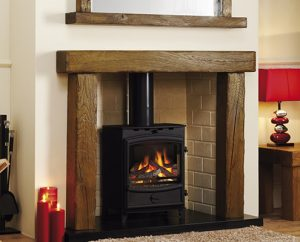 Focus fireplaces Beams, Surrounds for stoves, shelves