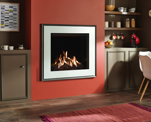 Focus Fireplaces and Stoves - Gas Fires