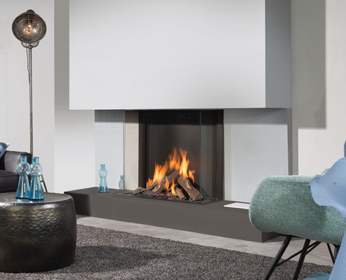 Gas Fires - Focus Fireplaces & Stoves