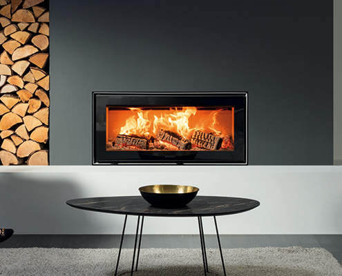 Inset Stoves & Built-in Cassette Fires