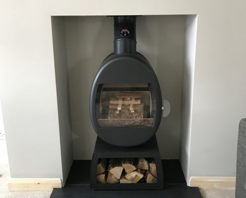Approved Stove and fireplace Installation