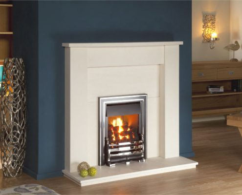 Nu-flame ultra silhouette-gas-fire