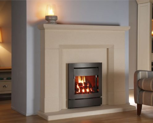 Nu-flame energis ultra gas fire