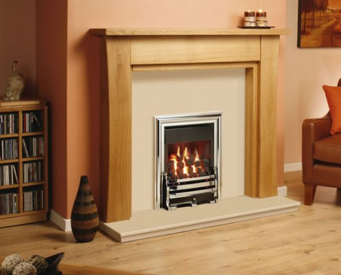 Nu-flame ultra HE gas fire