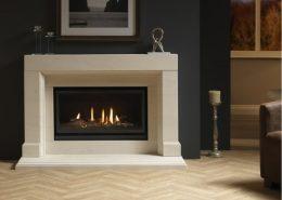 Focus Fireplaces - Inspire 400 Fireslide Luminaire
