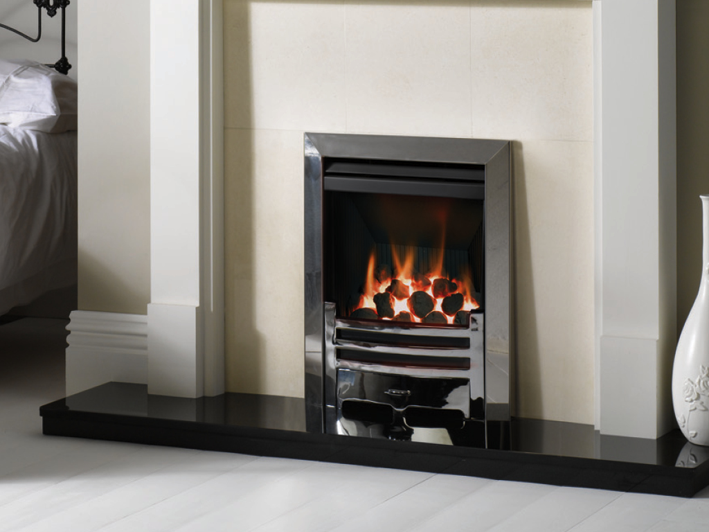 Gazco Balance Flue Focus Fireplaces And Stoves