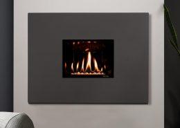 Focus Fireplaces - Logic HE steel fire