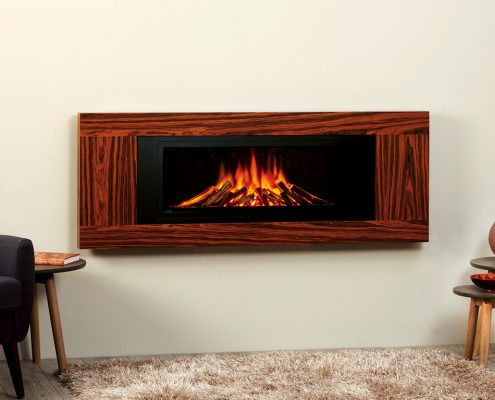 Focus Nadia slimline electric fire