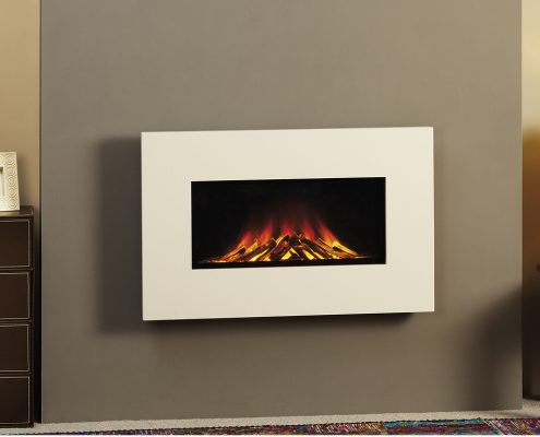 Focus Natalia slimline electric fire