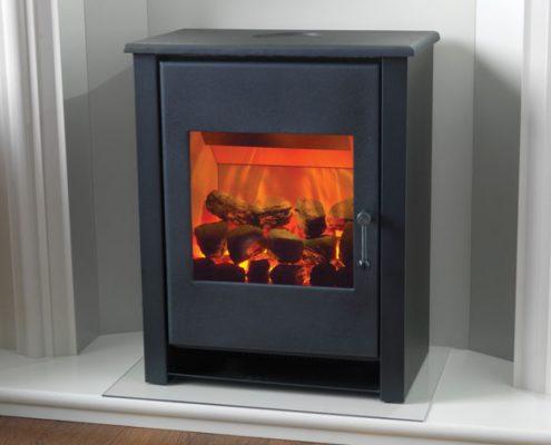 Flamerite electric stove - Little Atom