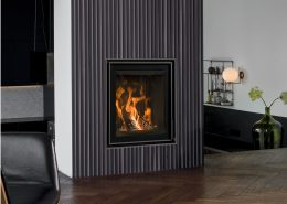 Barbas Bellfires Falcon 59-70 wood burning inset fire