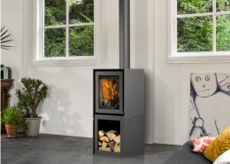 Barbas Box 43 Woodburning Stove