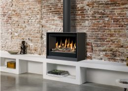 Barbas Box 80 Gas Stove