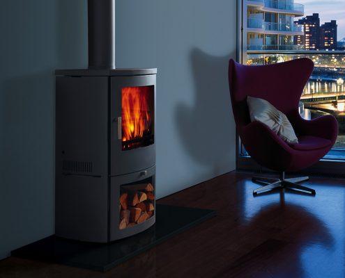 Chesneys Milan 4 Wood-burning Stove