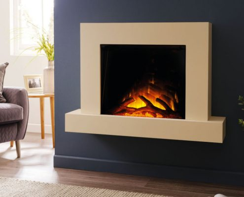 Flamerite Jaeger 600 wall mounted electric fire