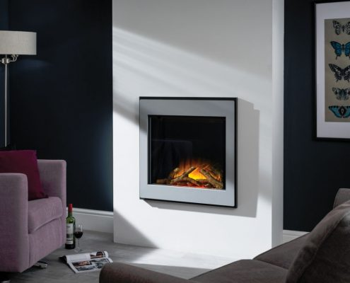 Flamerite Odyssey 600 wall mounted electric fire