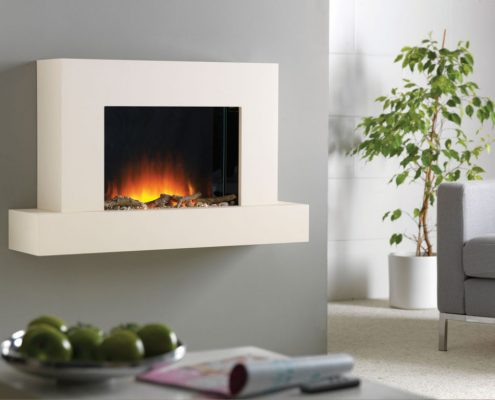 Flamerite Jaeger 1020 wall mounted electric fire