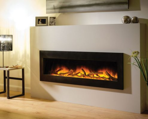 Flamerite Omniglide 1300 wall mounted electric fire