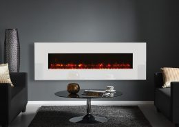 Gazco Radiance 150 Glass wall mounted electric fire