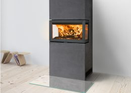 Jotul FS 620 wood burning inset fire