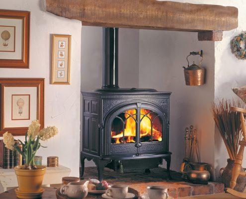 Jotul F 600 Wood burning Stove
