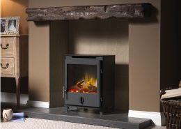 The Paragon Electric Stove