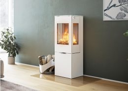 Rais Nexo 120 Wood burning Stove
