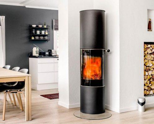 Rais Pilar Wood burning Stove