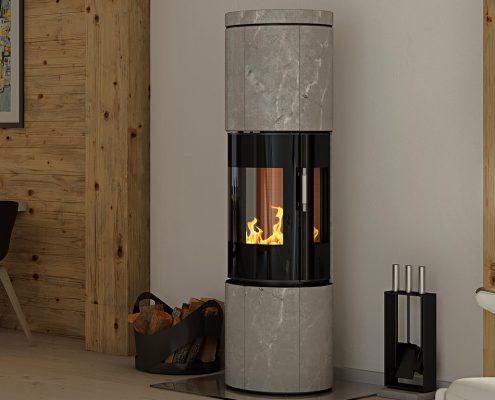 Rais Juno Wood burning Stove