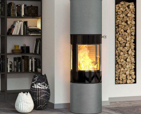 Rais Viva L 160 Wood burning Stove