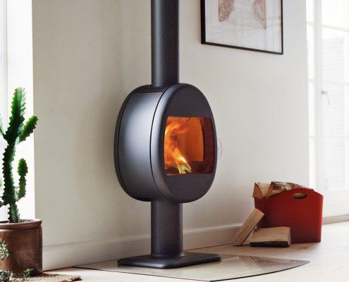 Scan 66-2 Wood burning Stove