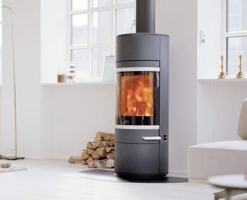 Scan 83-2 Wood burning Stove