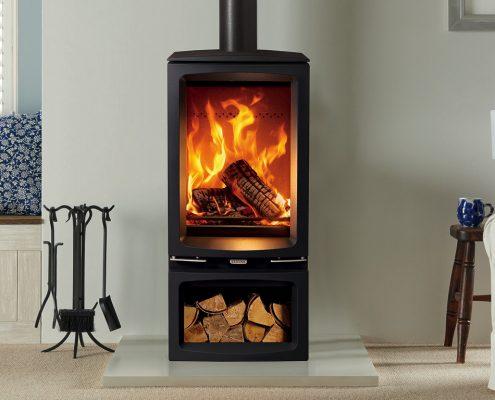 Stovax Vogue Midi T woodburning Stove