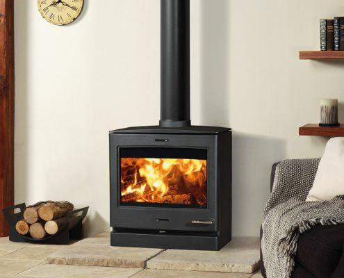 Yeoman CL8 Wood burning Multi-fuel Stove