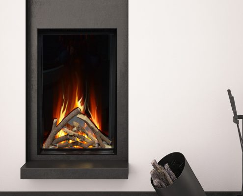Evonic E640 electric fire - E-series