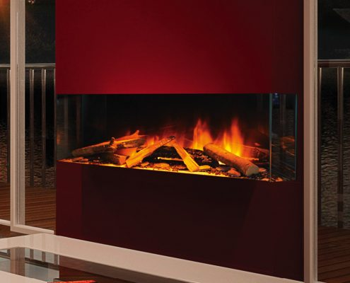 Evonic E1030 electric fire - E-series