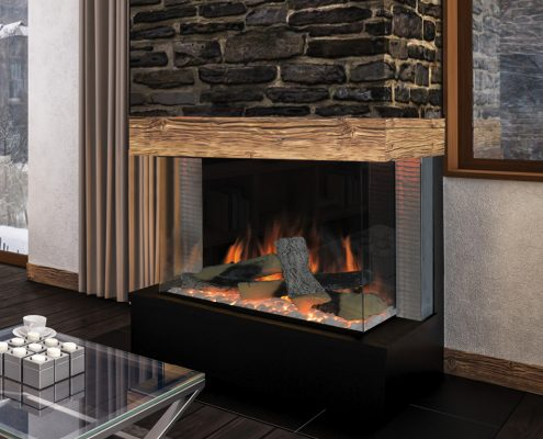 Evonic Tyrell electric fire - Halo range