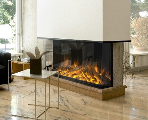 Evonic E1560 electric fire - E-series