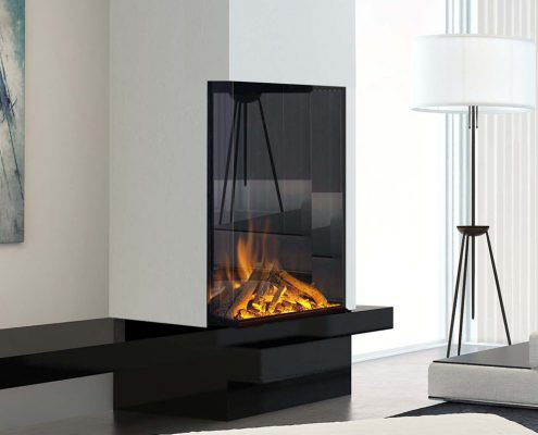 Evonic E810 electric fire - E-series