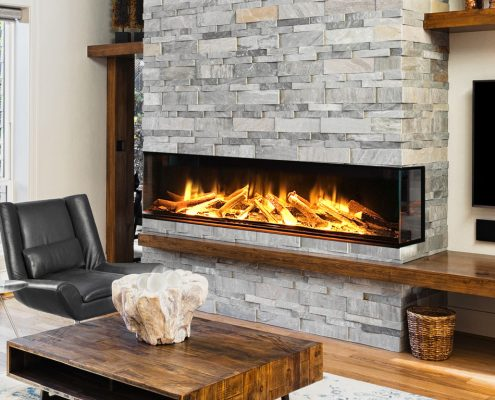 Evonic E1800 electric fire - E-series