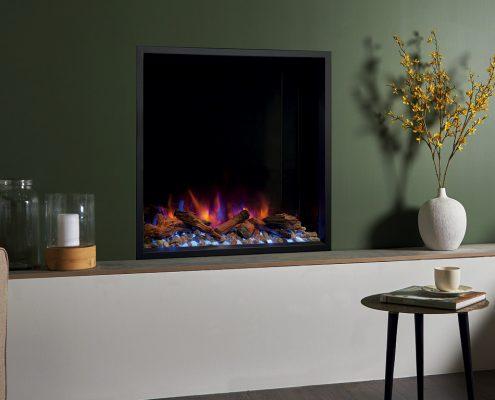 eReflex 75R Inset Electric Fire