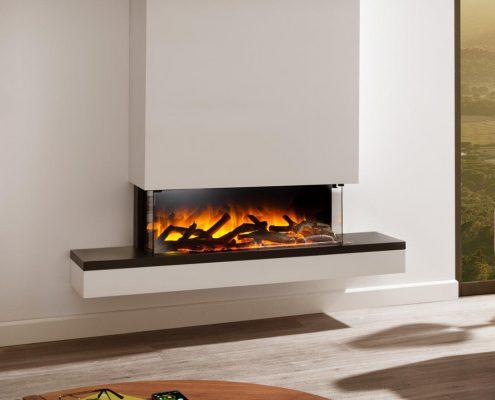 Flamerite Exo 1500 electric fire