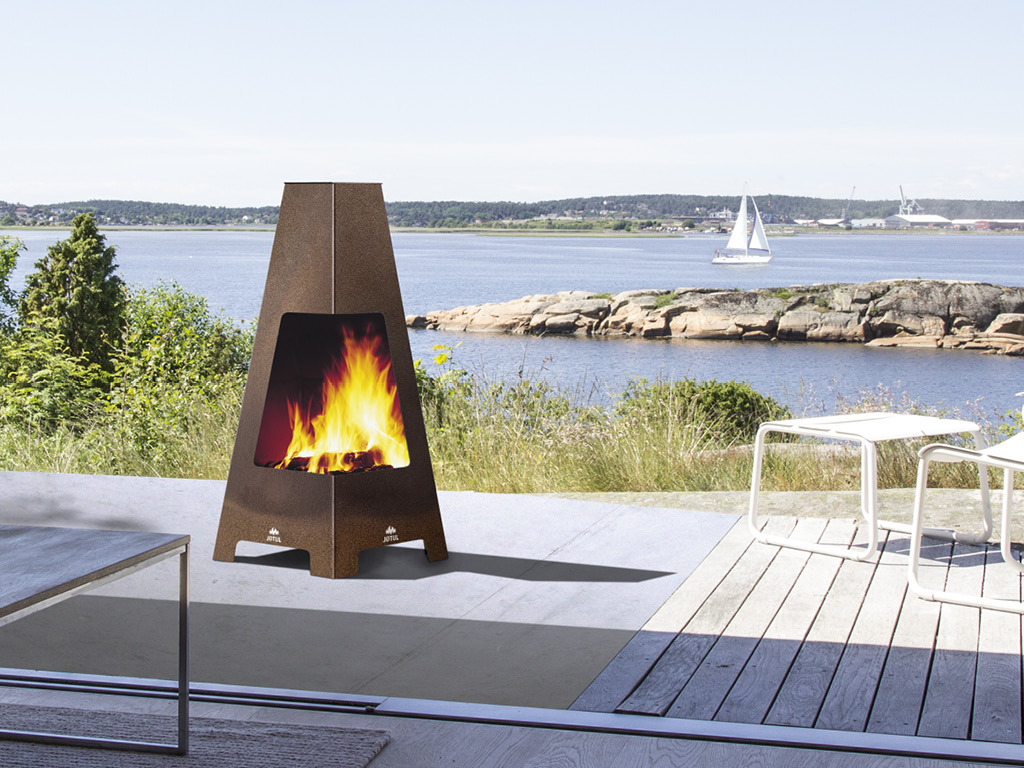 Jotul Outdoor Patio Heaters Focus Fireplaces And Stoves