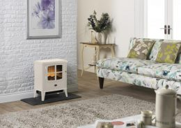 Dimplex Brayford Pebble Optiflame Electric Stove