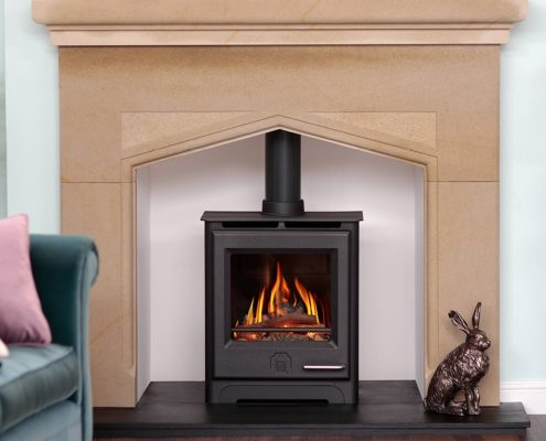 Woodwarm Phoenix 5 Gas Stove