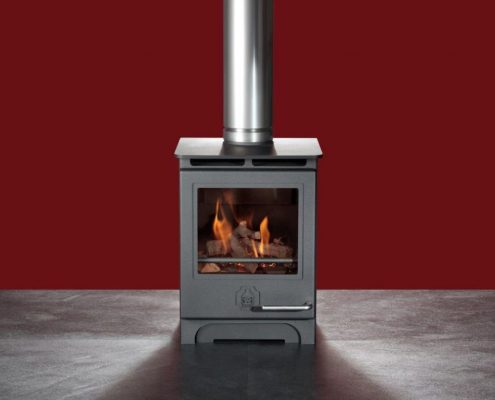 Woodwarm Phoenix Gas Balanced Flue 3.5kW
