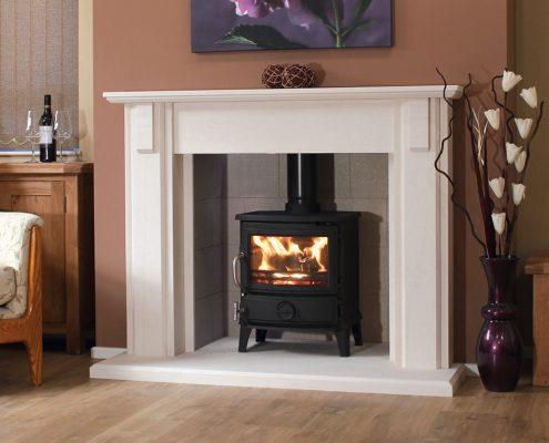 Newman Portuguese Limestone Fireplaces - Alvito from Designer Collection