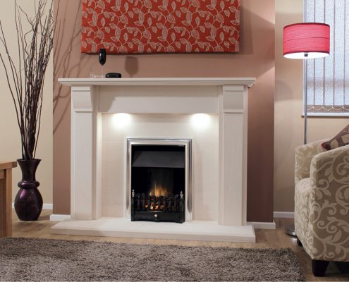 Newman Portuguese Limestone Fireplaces - Camacha from Designer Collection